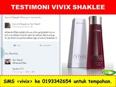 Vivix Shaklee Ikhtiar penyembuhan diabetes