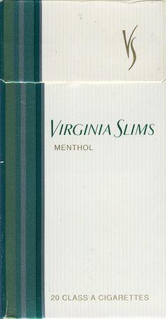 48 Best Virginia Slims Cigarettes Images Virginia Slims Shopping