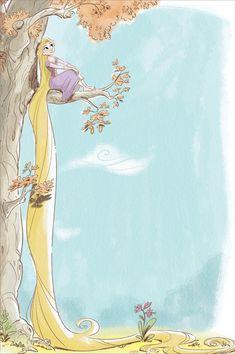 Rapunzel #disneyfanart #disney