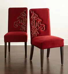 upholstered dining chair - Haute House Miguel Dining Chair from Horchow