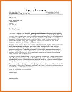 27 Cover Letter Content Resume Cover Letter Example Cover
