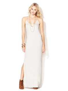 Racerback Maxi Dress by Haute Hippie on Gilt.com