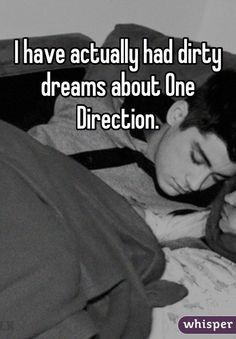 Community Post: 21 Eye-Opening Confessions Of One Direction Fans I have too yea I'm not alone