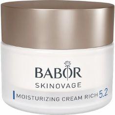 Babor Facial care Skinovage Calming Cream Rich 50 ml Cleansing Gel, Facial Cleansing, Serum For Dry Skin, Facial Cream, Allergies, Moisturizer, Aqua, Alcohol, Skin Care