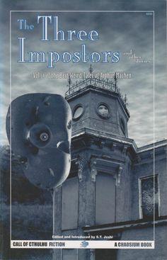 The Three Imposters ~ Chaosium anthology (Arthur Machen)