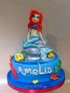 Sirenetta Cake