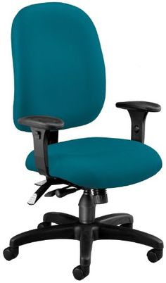 OFM 125-802 Ergonomic Executive Task Chair with ComfySeat, Teal OFM http://www.amazon.com/dp/B0048U8IGG/ref=cm_sw_r_pi_dp_r268ub0TE9NHN