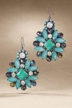 Starburst Earrings from Soft Surroundings