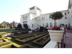 Club Del Monte at Monterey's Naval Postgraduate School
