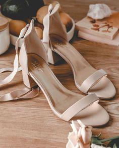 18 Wedding Sandals You'll Want To Wear Again ❤ wedding sandals nude with low heels simple foreversoles #weddingforward #wedding #bride