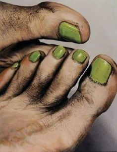Green + Bare It! Dreamy Photography, Art Photography, Collages, Marilyn Minter, Hyper Realistic Paintings, Art For Art Sake, Hyperrealism, American Artists, Art Blog