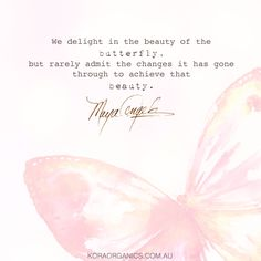 We encourage you to open your heart and mind to change and growth! xxx