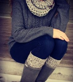 """Cozy knits for Autumn LEG WARMERS A """"MUST NEED"""" FOR CHRISTMAS"""