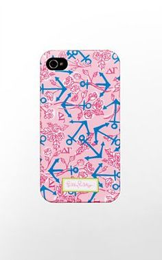 Lilly Pulitzer - Delta Gamma  Wish this came in Android
