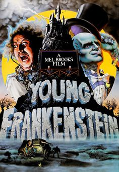 Young Frankenstein posters for sale online. Buy Young Frankenstein movie posters from Movie Poster Shop. We're your movie poster source for new releases and vintage movie posters. Frankenstein Film, Marty Feldman, Madeline Kahn, Peter Boyle, Star Wars, We Movie, Movie Film, Streaming Vf, Poster