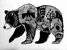Image result for native american tribal bear tattoos More