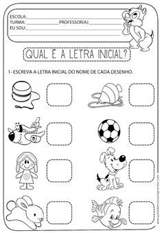 Curtir o A Arte de Ensinar e Aprender no facebook Preschool Math, Kindergarten, Portuguese Lessons, Tracing Worksheets, Learning Numbers, Alphabet Activities, Winter Kids, I School, School Projects