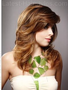 Butterscotch Ombre  A neutral chocolate brown base that transitions into a warm butterscotch shade is the perfect fall look.   Read more at http://www.latest-hairstyles.com/color/brunette/light-brown.html#yu3kDyDbmo6610F1.99