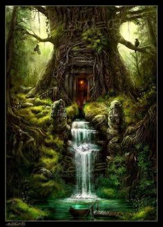 353 Best Tree House Images Fantasy Art Fantasy Artwork