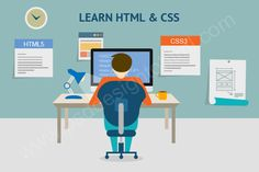 A Bit HTML and CSS Skill is Required for Every Professional