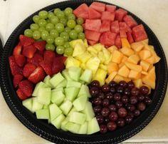 Fresh Fruit Platter Cake Ideas And Designs Lets Do