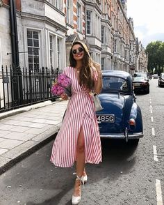 Casual Fall Outfits That Will Make You Look Cool – Fashion, Home decorating Bright Pink Dresses, Blue Chiffon Dresses, Floral Dresses, Maxi Dresses, Party Dresses, Brunch Outfit, Casual Fall Outfits, Summer Outfits, Emo Outfits
