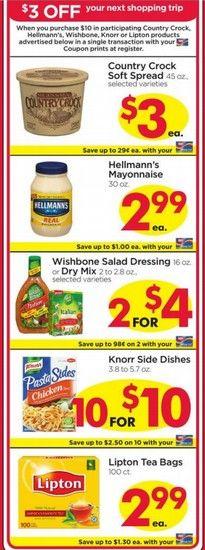 GIANT EAGLE: Wishbone Salad Dressing as low as FREE (8/1 - 8/7!)