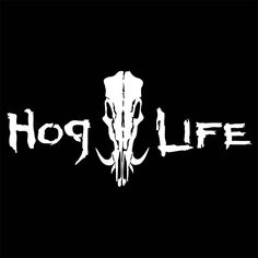 hog decal   ... › Decals › 24 Inch Decals › 24″ Country Life Hog Skull Decal