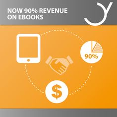 With #feiyr you can now keep 90% of your eBook profits! Find out more on https://www.feiyr.com/how_do_i_sell_ebooks_online