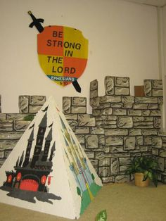 armor of god vbs | Vacation Bible School Registration | Montpelier Church of Christ ...
