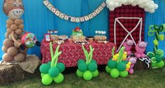 "Photo 21 of 33: Farm/Barnyard / Birthday ""A day on the Farm""   Catch My Party"