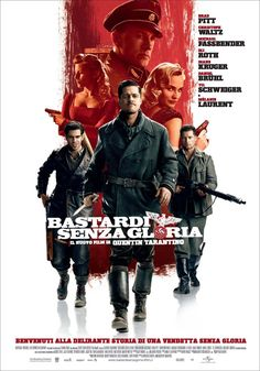 Bastardi senza gloria_Quentin Tarantino