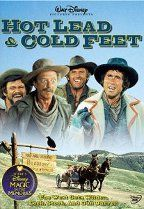 Hot Lead & Cold Feet.  1978, 90 min., rated G.  Stars Don Knotts.