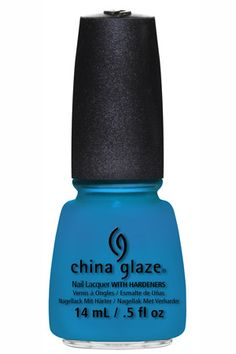 The Beauty Branch: New China Glaze Nail Polish Collection: Worlds Away