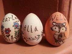 Hollow wooden hen sized open up egg by TheSycamoreHollow on Etsy