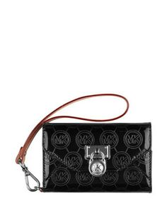 MICHAEL MICHAEL KORS Clutch Bag Phone Wallet Case