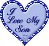 I love my Son!