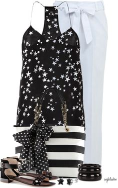 """Seeing Stars Contest"" by angkclaxton on Polyvore"
