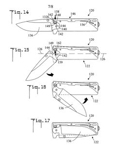 Image result for folding knife locking mechanisms