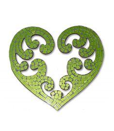 Love the pattern of many koru forming a heart Koru Tattoo, Diy Tattoo, Fractal Tattoo, Printable Stencil Patterns, Maori Symbols, Maori Patterns, Rock Garden Design, Mandala Painted Rocks, Diy Wall Painting