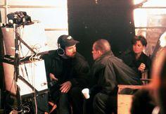 "David Fincher working on ""Alien 3"" David Fincher, Movie Tv, Theater, Action, Film, Concert, Book, Anime, Art"