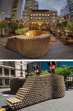 12 Amazing Things Made With Cardboard Tubes - Oddee.com