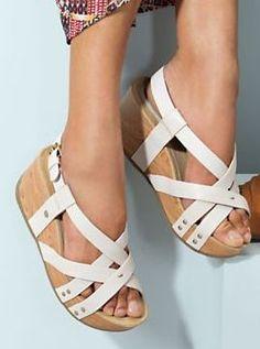0c8369e9ba37 Bussola Platform  Sandals Summer Legs