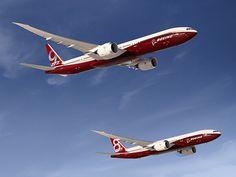 Boeing 777-8X & 777-9X