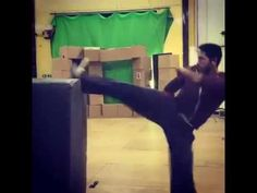 Scott Adkins - One Shot You Die - Training