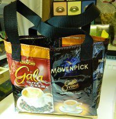 UllaSHandmade: Tutorial Kaffeetütentasche