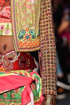 Manish Arora Printemps/Eté 2016, Womenswear - Défilés (#23082)