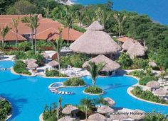 Costa Rica - Playa Conchal Resort - the incentive trip I'm going to earn!