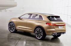 Cool Lincoln 2017: Lincoln MKX Concept - Car Body Design Check more at http://24cars.top/2017/lincoln-2017-lincoln-mkx-concept-car-body-design-3/
