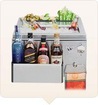 outdoor kitchen accessories summer twin eagles outdoor bar center 58 best appliances accessories for kitchen area